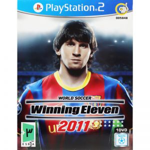 WORLD SOCCER WINNING ELEVEN 11 PS2 گردو