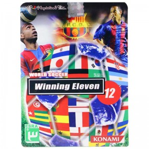 WORLD SOCCER WINNING ELEVEN 12 PS2
