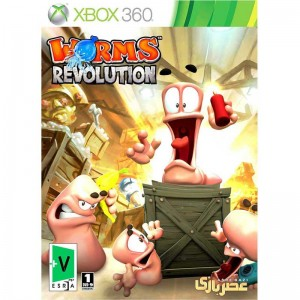 WORMS REVOLUTION XBOX 360