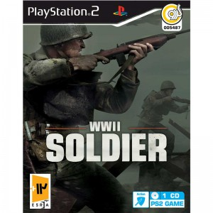 WWII SOLDIER PS2 گردو