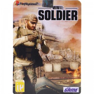 WWll SOLDIER PS2