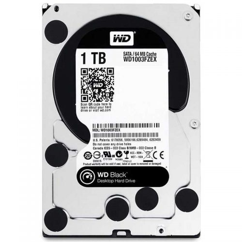 هارد اینترنال Western Digital Black WD1003FZEX 1TB