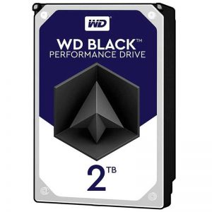 هارد اینترنال Western Digital Black WD2003FZEX 2TB