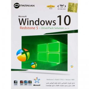 Windows 10 Redstone 5 + DriverPack Solution Ver.19 1DVD9 پرنیان