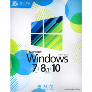 Windows Collection 7 / 8.1 /10 New 2019 1DVD9 JB-TEAM