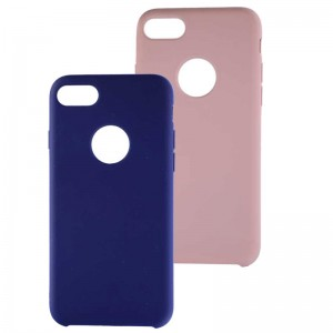 iPhone 78 Silicone Designed Cover Side 1