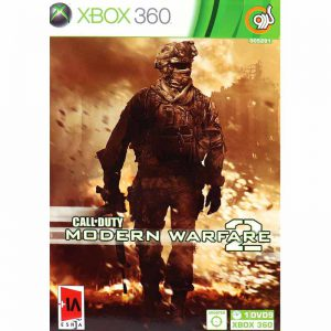 Call of Duty Modern Warfare 2 XBOX 360 گردو