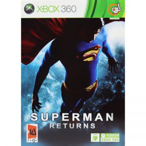 SuperMan Returns XBOX 360 گردو