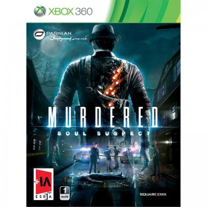 Murdered Soul Suspect XBOX 360 پرنیان