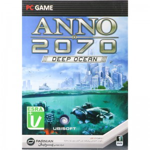 ANNO 2070 PC 1DVD پرنیان
