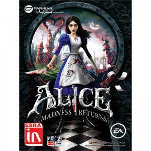 Alice Madness Returns PC 1DVD9 پرنیان