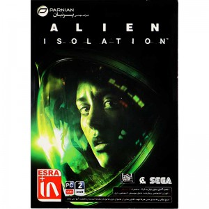 Parnian Alien Isolation PC 2DVD9