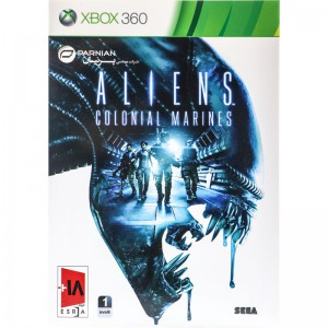 Aliens Colonial Marines XBOX 360 پرنیان