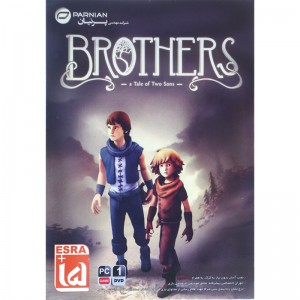 Brother A Tale Of Two Sons PC 1DVD پرنیان
