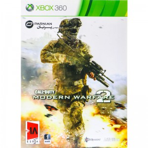 Call of Duty Modern Warfare 2 XBOX 360 پرنیان