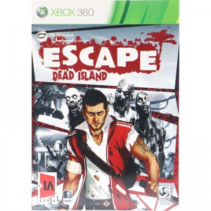 Escape Dead Island 1DVD9 XBOX پرنیان