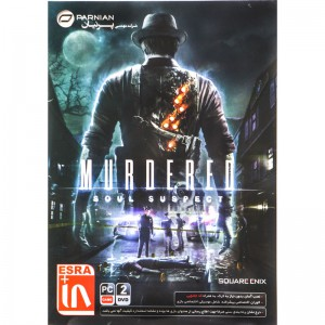 Murdered Soul Suspect PC 2DVD پرنیان