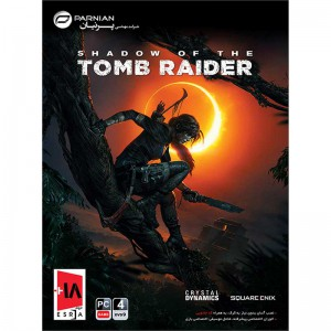 Shadow Of The Tomb Raider PC 4DVD9 پرنیان