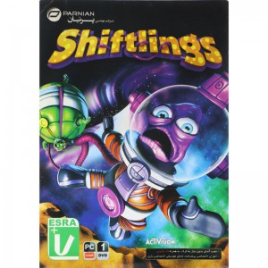 Shiftlings PC 1DVD پرنیان
