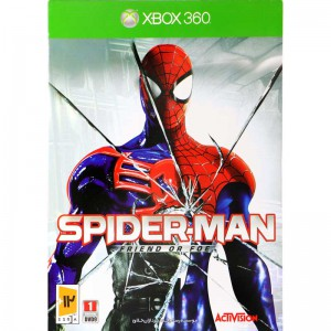 SpiderMan Friend OR Foe XBOX 360