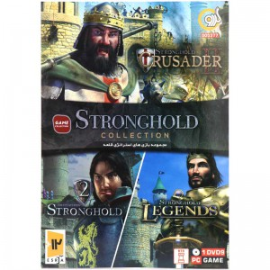 Stronghold Collection PC 1DVD9