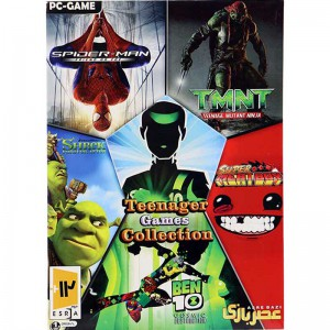 Teenager Games Collection PC 1DVD9