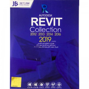 Autodesk Revit Collection 2019 2DVD9 JB.TEAM
