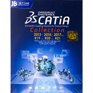 Catia Collection 2DVD9 JB.TEAM