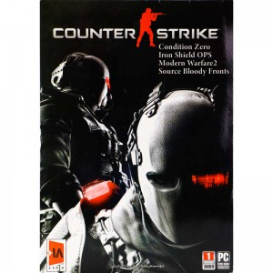 Counter Strike Collection PC 1DVD9