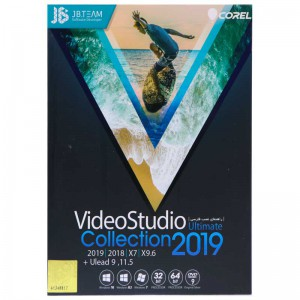 Corel Video Studio 2019 + Collection 1DVD9 JB.TEAM