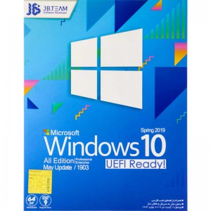 JB.TEAM Windows 10 All Edition May Update 2019 UEFI Ready 1DVD9