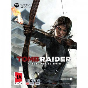 Tomb Raider A Survivor Is Born PC 1DVD9+1DVD پرنیان
