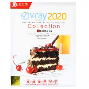 V-Ray Next v4 + Collection 2020 1DVD9 JB.TEAM