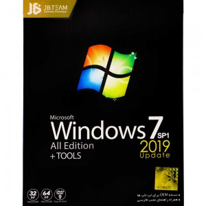 Windows 7 SP1 2019 All Edition + Tools 1DVD9 JB.TEAM