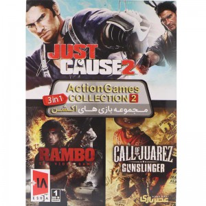 Action Games COLLECTION 2 عصربازی