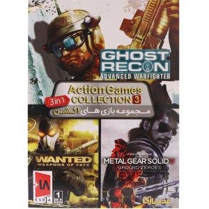 Action Games COLLECTION 3 عصربازی