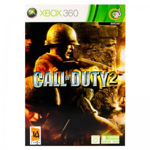 CALL OF DUTY2 XBOX 360 گردو