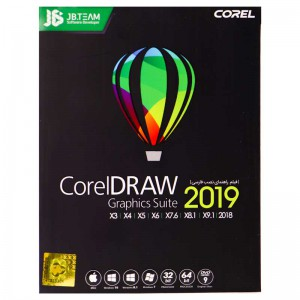 CorelDRAW Graphics Suite 2019 1DVD9 JB.TEAM