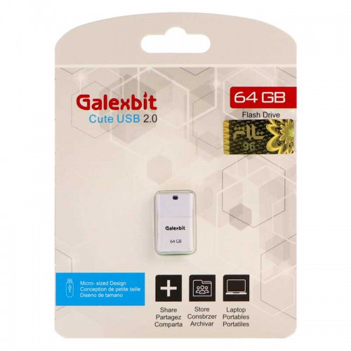 فلش Galexbit Cute 64GB