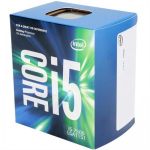 پردازنده CPU Intel Core i5-7500 FCLGA1151 Kaby Lake