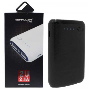 پاوربانک Konfulon Y1301 7800mAh 2Port