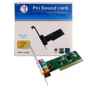 کارت PCI H.B CS-800 Sound Card