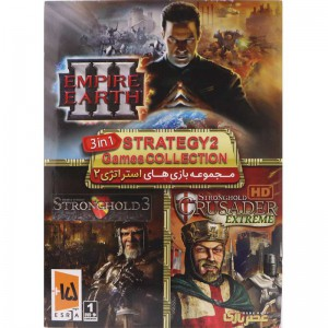 STRATEGY 2 Games COLLECTION عصربازی