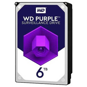 هارد اینترنال Western Digital Purple WD60PURZ 6TB