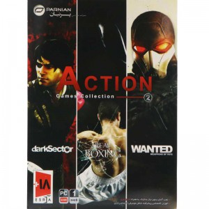 Action Games Collection 2 PC 2DVD9 پرنیان