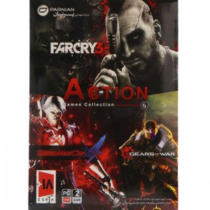 Action Games Collection 6 PC 2DVD9 پرنیان