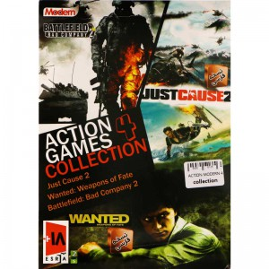 Action Games Collection 4 PC 2DVD5 مدرن