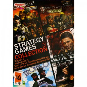 Strategy Game Collection 2 PC 2DVD5 مدرن