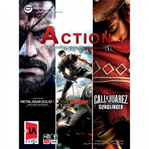Action Games Collection 1 1DVD9 پرنیان