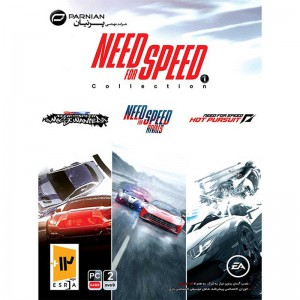 Need for Speed Collection 1 2DVD9 پرنیان